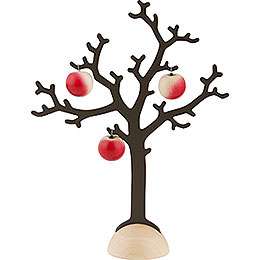 Tree with 3 Apples - 20 cm / 8 inch