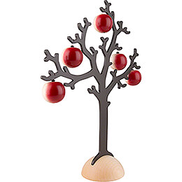 Tree with 5 Apples - 40,5 cm / 15.9 inch