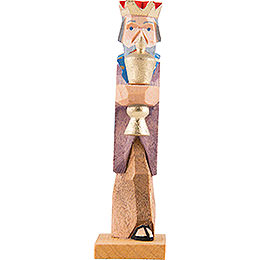 Wise Man with Blue Collar - 6,5 cm / 2.6 inch
