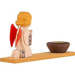 Angel Praying with Candle Holder - 4 cm / 1.6 inch