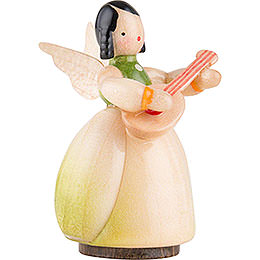Schaarschmidt Angel with Mandoline - 4 cm / 1.6 inch