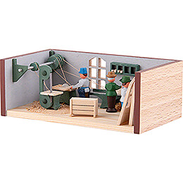 Miniature Room - Joinery - 4 cm / 1.6 inch