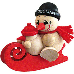 COOL MAN Sleigh Ride - 5 pcs. - 6 cm / 2.4 inch