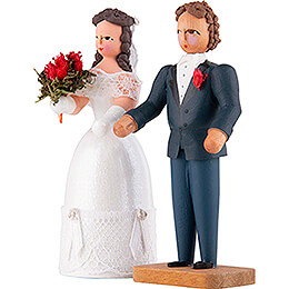Wedding Couple - 8 cm / 3.1 inch