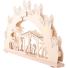 3D Candle Arch -