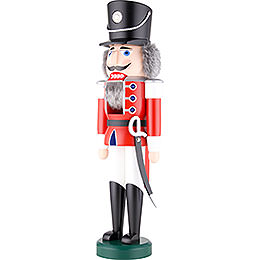Nutcracker - Hussar Red - 60 cm / 24 inch