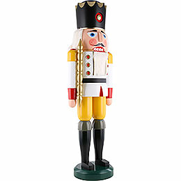 Nutcracker - King White - 100 cm / 39 inch