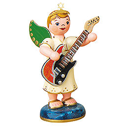 Angel Boy with Electrical Guitar - 6,5 cm / 2,5 inch