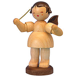 Angel Conductor - Natural Colors - Standing - 9,5 cm / 3,7 inch