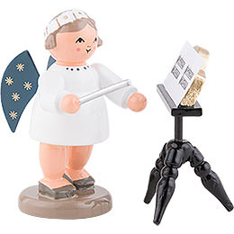 Angel Conductor with Music Stand - 5 cm / 2 inch