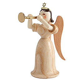 Angel Long Skirt with Trumpet, Natural - 6,6 cm / 2.6 inch