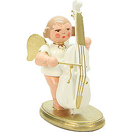 Angel White/Gold with Bass - 6,0 cm / 2 inch
