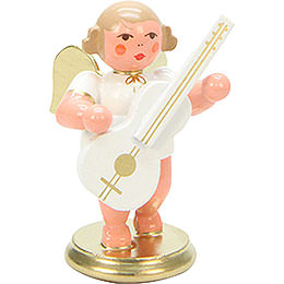 Angel White/Gold with Guitar - 6,0 cm / 2 inch