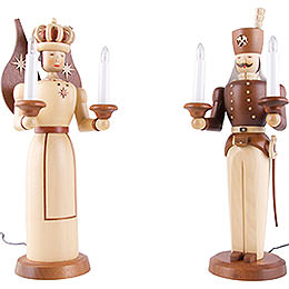 Angel and Miner - Electrical - 40 cm / 16 inch