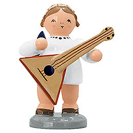 Angel with Balalaika - 5 cm / 2 inch