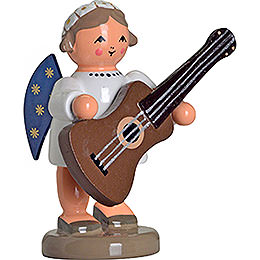Angel with Guitar - 5 cm / 2 inch