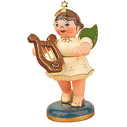 Angel with Lute - 6,5 cm / 2,5 inch