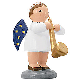 Angel with Saxophone - 5 cm / 2 inch