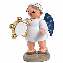 Angel with Tambourine - 5m / 1 inch