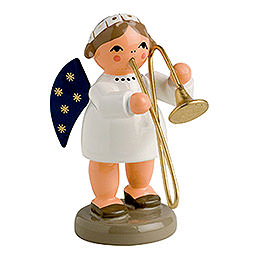 Angel with Trombone - 5 cm / 2 inch