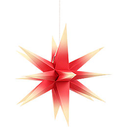 Annaberg Folded Star for Indoor Red-Yellow - 58 cm / 22.8 inch