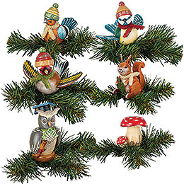 Bundle - Tree Ornaments Tree Clips