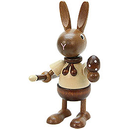 Bunny Painter Natural - 10,5 cm / 4.1 inch