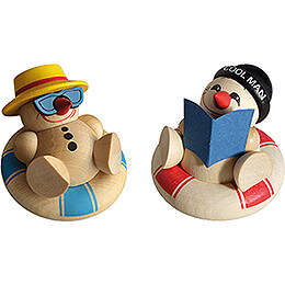 COOL MAN Holiday - 2 pcs. - 5 cm / 2 inch