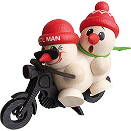 COOL MAN Pillion Passenger - 6 cm / 2.4 inch
