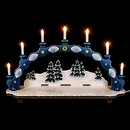 Candle Arch - Small Size - 75x18,5x47 cm / 30x7x19 inch