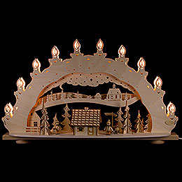 Candle Arch -
