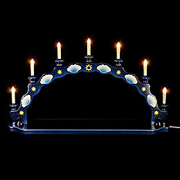 Candle Arch - for Angels Small Size - 75x18,5x47 cm / 30x7x19 inch