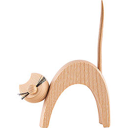 Cat Natural - Standing - 13 cm / 5.1 inch