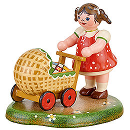 Country Idyll Laura's Doll - 6 cm / 2.4 inch