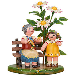 Country Idyll My Grandma - 10 cm / 3.9 inch