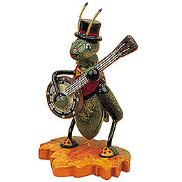 Cricket with Banjo - 8 cm / 3 inch