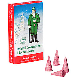 Crottendorfer Incense Cones - Chimney Magic