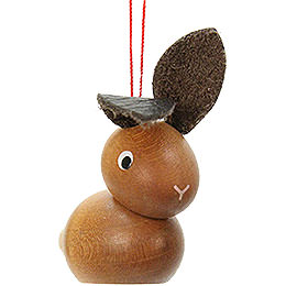 Easter Ornament - Leather-Ear Bunny large - 5,9 cm / 2.3 inch