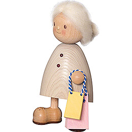 Finja with Bags - 20 cm / 7.9 inch