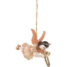 Floating Angel Alto Horn, Natural - 6,6 cm / 2.6 inch