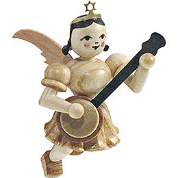 Floating Angel Banjo, Natural - 6,6 cm / 2.6 inch