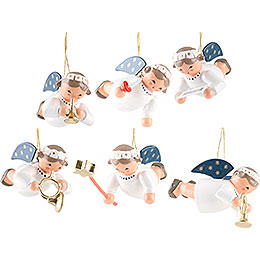Floating Angels - 6 pcs. - 4 cm / 2 inch