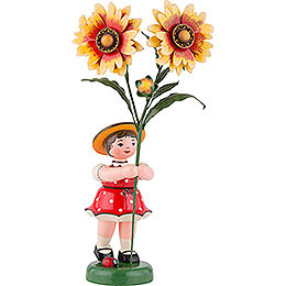 Flower Child with Blanket Flower - 24 cm / 9,5 inch