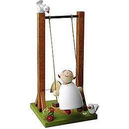 Guardian Angel on Swing - 3,5 cm / 1.3 inch