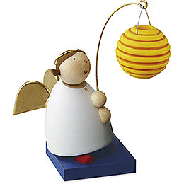 Guardian Angel with Ball Lantern - 3,5 cm / 1.3 inch
