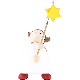 Guardian Angel with Star on a Stick - 26 cm / 10.3 inch