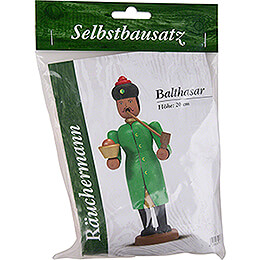Handicraft Set - Smoker - Balthasar - 20 cm / 7.9 inch
