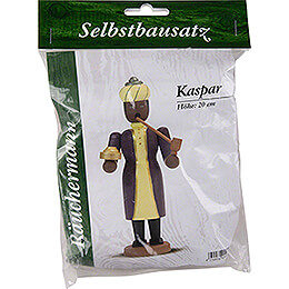 Handicraft Set - Smoker - Caspar - 20 cm / 7.9 inch