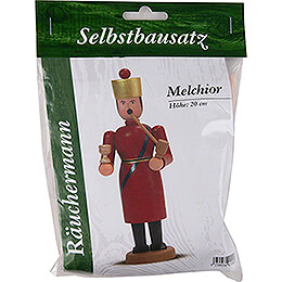 Handicraft Set - Smoker - Melchior - 20 cm / 7.9 inch