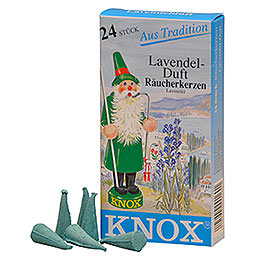 Knox Incense Cones - Lavender